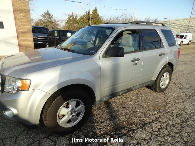 2011 Ford Escape XLT FWD 6-Speed Automatic