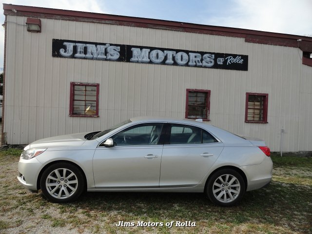 2014 Chevrolet Malibu 2LT 6-Speed Automatic