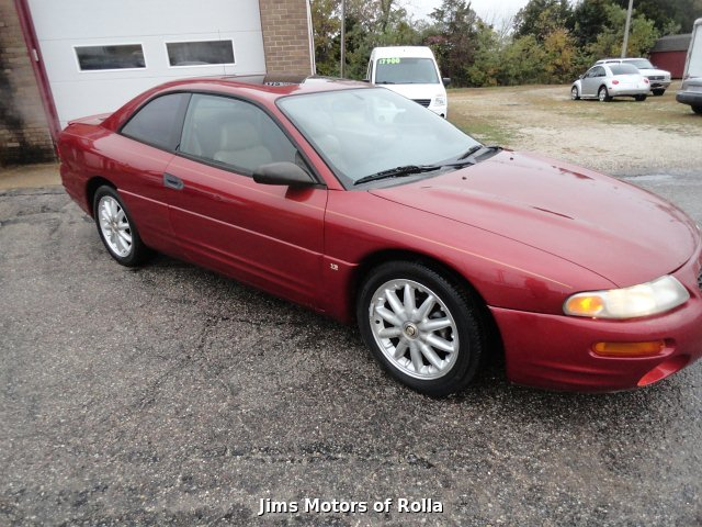 1998 Chrysler Sebring LXi 4-Speed Automatic